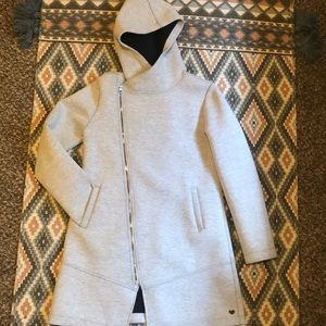 Gray Betsey Johnson Performance Jacket
